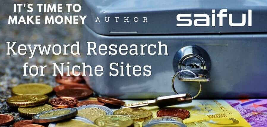 Keyword Research For Amazon Niche Site